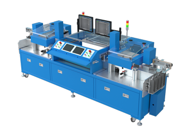 单-双工位自动印刷机
